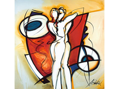 Endless Love - Alfred Gockel - Amor arte